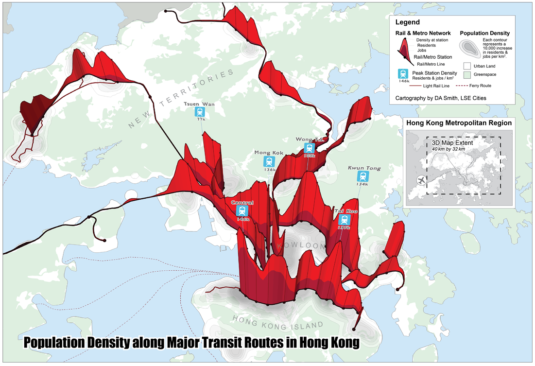 Hong kong citygeographics urban form dynamics and sustainability hongkongmapsmall gumiabroncs Gallery