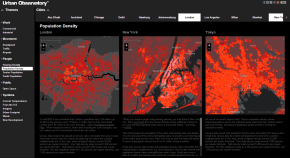 ESRI Urban Observatory- the right model for city crowdsourcing?